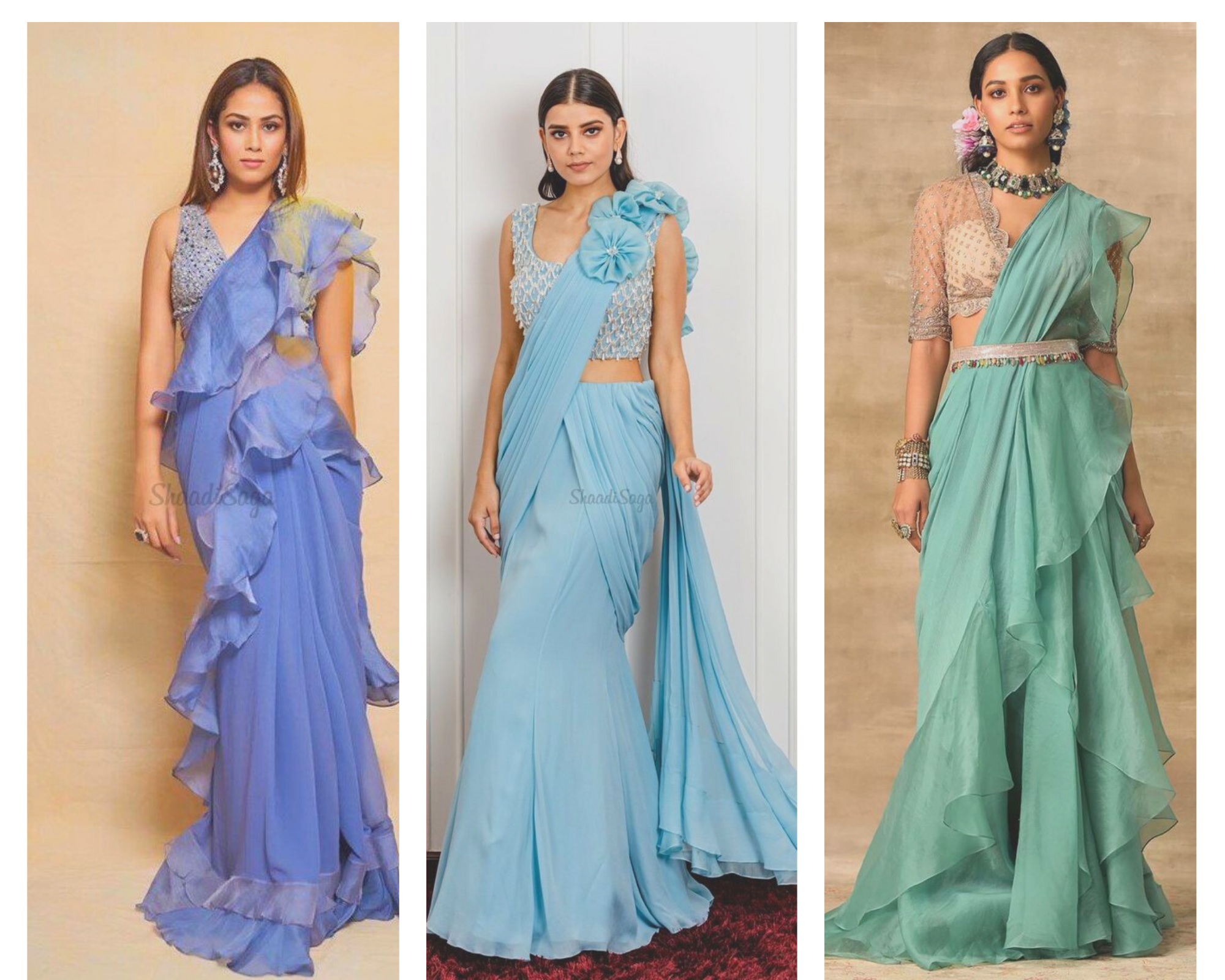 Love Your Wardrobe with Colorful Sarees This Summer Season of 2021